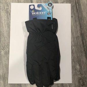 Isotoner men's gloves
